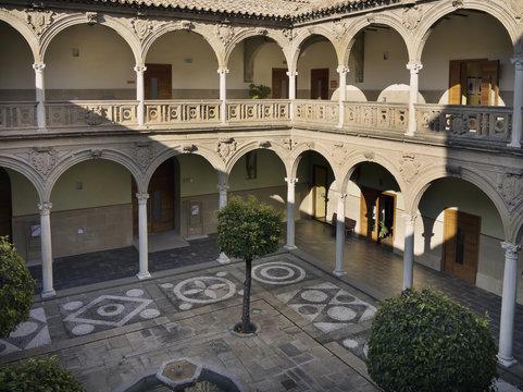 Universidad en Baeza