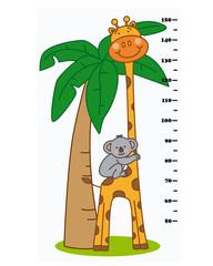 meter wall animals