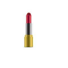 Red lipstick icon beauty salon cosmetics,vector illustration