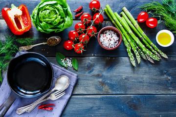 Vegan and diet cooking