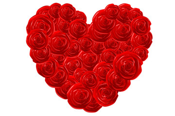 Heart shape - great for topics like Valentine's Day, feelings, emotions.