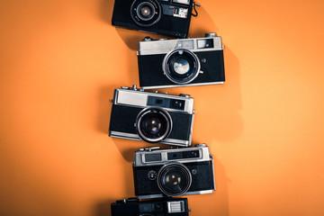 古いカメラ,一眼レフ