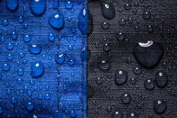 Waterproof textile background Fototapete