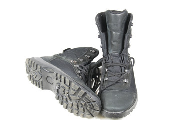 Old hight boots