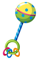 Rattle toy for kid