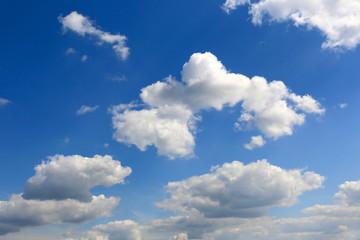nice cloudy sky