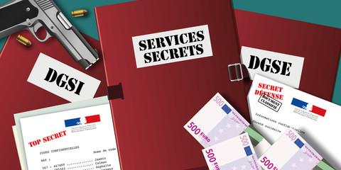 Services Secrets - Espionnage