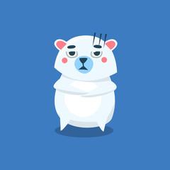 Sceptic Polar Bear