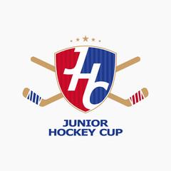 Logo hockey league