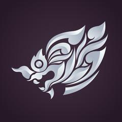 lion thai style