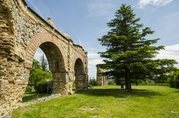 Aqueduc du Gier - Chaponost - Rhône.