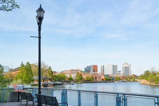Wilmington Delaware Waterfront