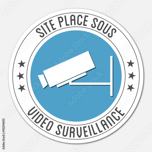 logo site sous vid o surveillance immagini e vettoriali royalty free su file. Black Bedroom Furniture Sets. Home Design Ideas