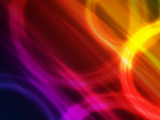 abstract neon color lights background