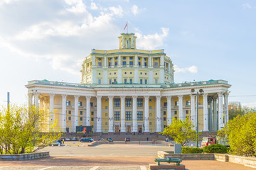 Theatre of the Russian Army in Moscow