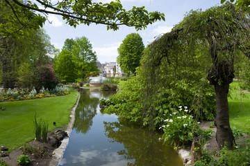 Jardin des plantes, Nantes Fotomurales