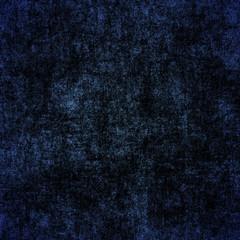 Dark blue grunge background. Texture For Your Design.