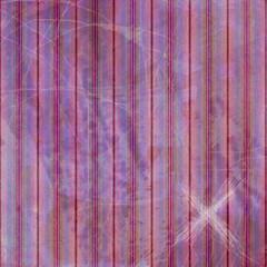 Wall Mural - Fond Rayures et Croix Violet et Rose - Bayadère - Illustration