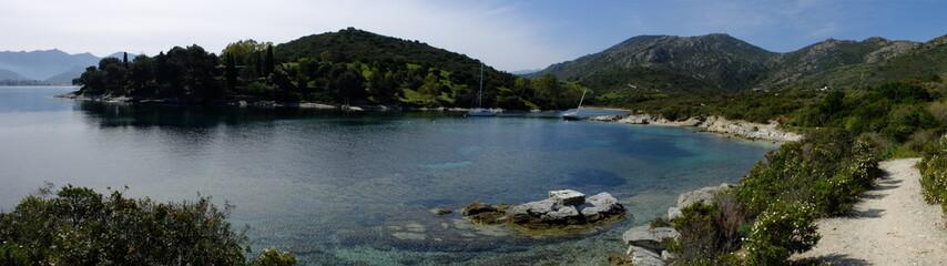 De Saint Florent à la plage du Lotu (Corse)