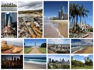 Australia collage