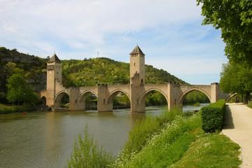 Pont Valentré, Cahors, France