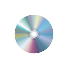 DVDディスク(正面)