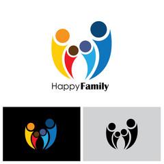 family icon, family icon vector, family icon eps 10, family icon