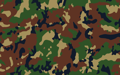 Tropic Forest Camouflage