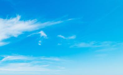 blue sky over Sardinia