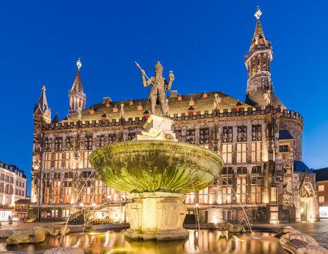 Rathaus zu Aachen