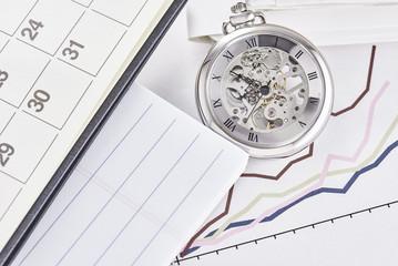 Time and calendar.