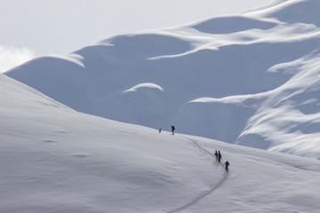wspinaczka, narciarstwo wysokogórskie w Gruzji
