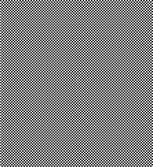 Checkered black and white background. Black and white vector dotted background. Halftone texture