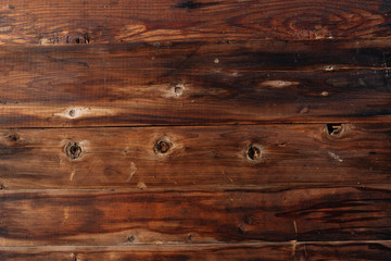 Rough wooden texture