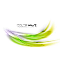 Color wave vector element