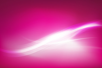 Abstract pink background wiht lighting element vector illustrati