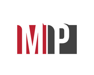 MP red square letter logo for  production, publisher, property, partner, park, photography
