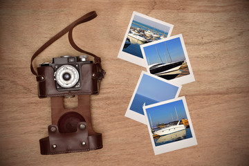 photos with image of yachts