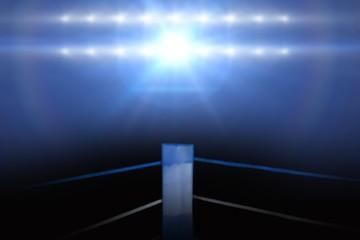 Digital image of a ring corner
