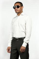 Chic Black Male