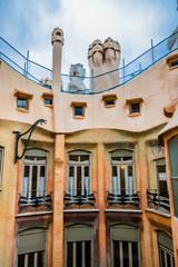 Cour intérieur du la Pedrera