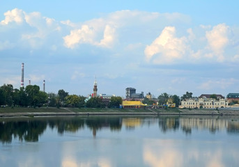 view of the city of Penza Russia/view of the city of Penza Russia