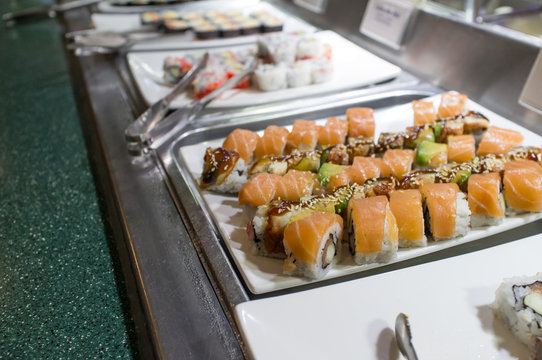 Sushi Buffet Platter