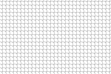 seamless pattern diagonal fish scales background