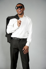 Formal African American Male