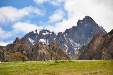 Rocher Bouchard (Hautes-Alpes)