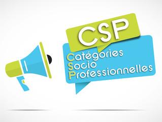 mégaphone : CSP