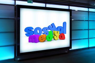 Social Media, Seo, Subway