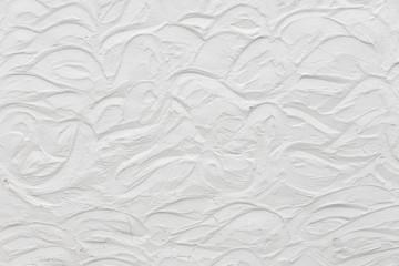 白い壁  The wall where is white