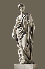 Ancient Hera Sculpture